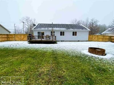 2814 FRUIT ST, Algonac, MI 48001 - Photo 2