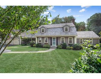 38 FOREST AVE, Cohasset, MA 02025 - Photo 1