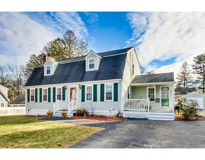 20 FOREST RD, Stoughton, MA 02072 - Photo 2