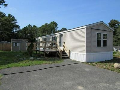 300 NATHAN ELLIS HWY TRLR 28, MASHPEE, MA 02649 - Photo 1