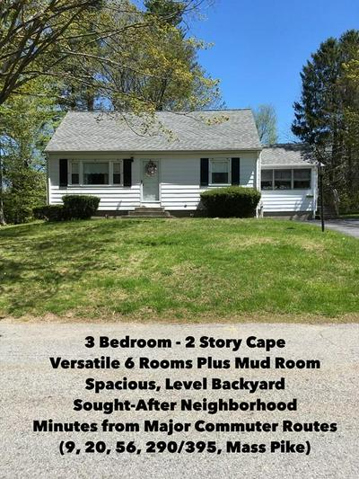 14 SUNSET DR, Leicester, MA 01524 - Photo 1