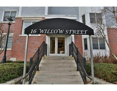 16 WILLOW ST UNIT 106, Melrose, MA 02176 - Photo 2