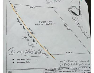 0 SKYLINE TRAIL, Middlefield, MA 01243 - Photo 1