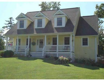 55 BORDER WINDS AVE, Seabrook, NH 03874 - Photo 1