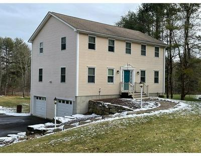 370 STEBBINS ST, Belchertown, MA 01007 - Photo 1