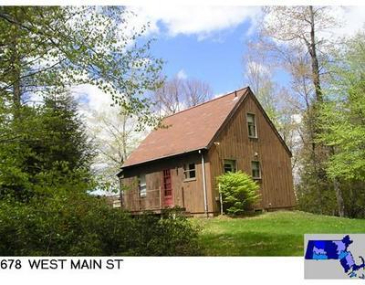 678 W MAIN ST, Plainfield, MA 01070 - Photo 1