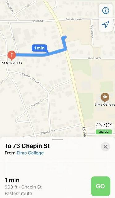 73 CHAPIN ST APT 2, Chicopee, MA 01013 - Photo 2