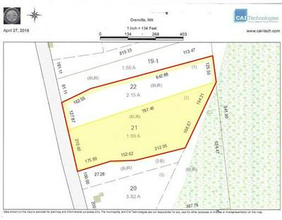 0 BLANDFORD ROAD, Granville, MA 01034 - Photo 1