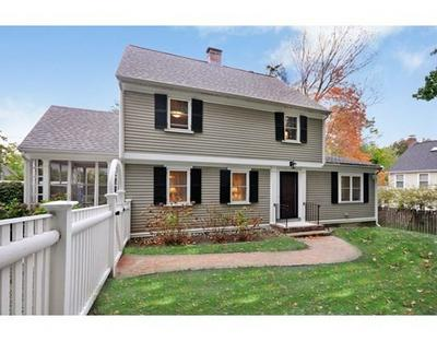 2 GREELEY RD, Winchester, MA 01890 - Photo 1