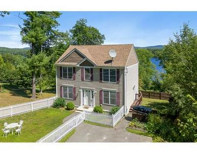 14 LAKE VIEW DR, Ashburnham, MA 01430 - Photo 1