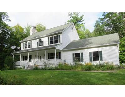211 CAPT WHITNEY RD, Becket, MA 01223 - Photo 2