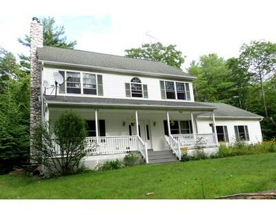 211 CAPT WHITNEY RD, Becket, MA 01223 - Photo 1