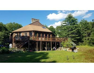 201 MICHAEL SEARS RD, Belchertown, MA 01007 - Photo 2