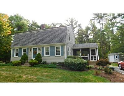 1 HOLLOWAY BROOK RD, Lakeville, MA 02347 - Photo 1