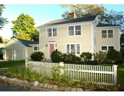 7 GUILD ST, NEWBURYPORT, MA 01950 - Photo 1