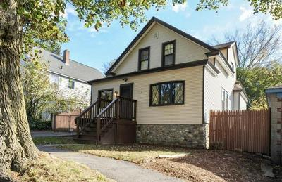 22 BEDFORD AVE, WORCESTER, MA 01604 - Photo 1