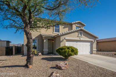 10138 N BLUE CROSSING WAY, Tucson, AZ 85743 - Photo 1