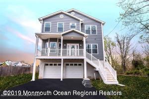 214 RARITAN ST, Union Beach, NJ 07735 - Photo 1