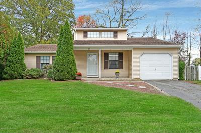 42 PEACHSTONE RD, Howell, NJ 07731 - Photo 1