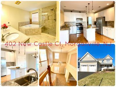 402 NEW CASTLE CT, MORGANVILLE, NJ 07751 - Photo 1