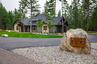 184 HILLS LOOKOUT CT, Whitefish, MT 59937 - Photo 1