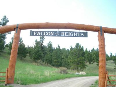 TRACT E FALCON HEIGHTS DRIVE, Clancy, MT 59634 - Photo 1