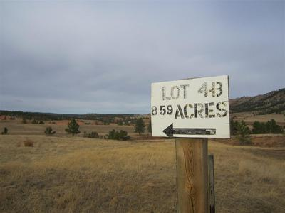 LOT 4B SHEPS CANYON ROAD, Hot Springs, SD 57747 - Photo 2