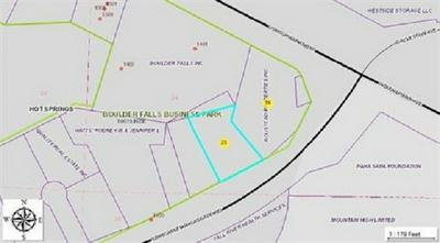 BOULDER FALLS INDIANAPOLIS AVENUE, Hot Springs, SD 57747 - Photo 1