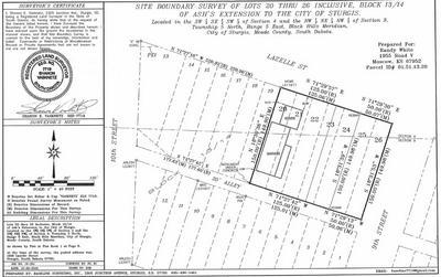 1916 & 1926 LAZELLE STREET, Sturgis, SD 57785 - Photo 2