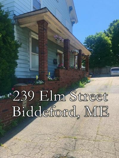 239 ELM ST, Biddeford, ME 04005 - Photo 1