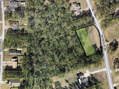 0 MARTIN BLUFF RD, Gautier, MS 39553 - Photo 2