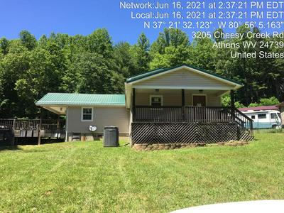 3205 CHEESY CREEK RD, PRINCETON, WV 24739 - Photo 1