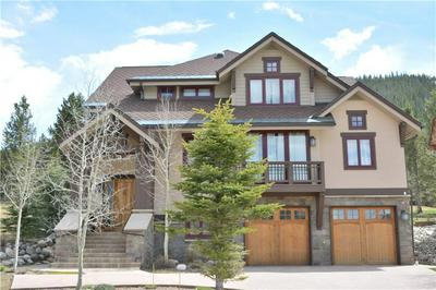 112 MASTERS DR, COPPER MOUNTAIN, CO 80443 - Photo 1