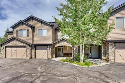 124 ALLEGRA LN # 124, SILVERTHORNE, CO 80498 - Photo 1