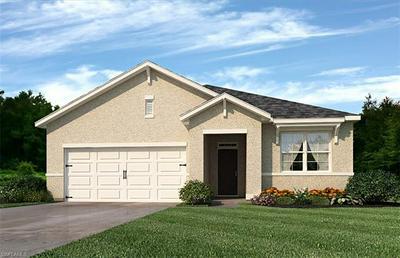 8843 CASCADE PRICE CIR, NORTH FORT MYERS, FL 33917 - Photo 1