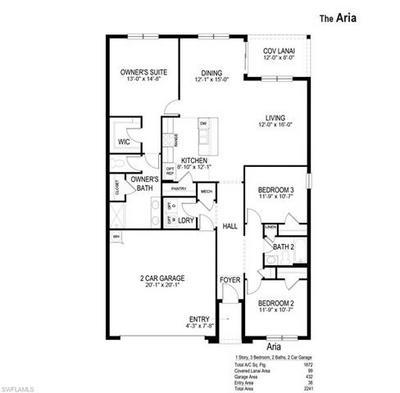 8843 CASCADE PRICE CIR, NORTH FORT MYERS, FL 33917 - Photo 2