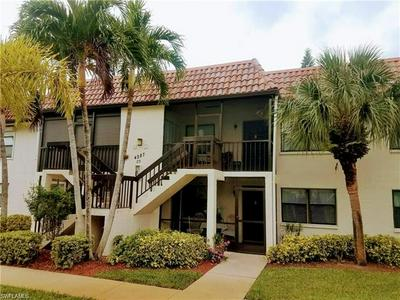 4287 27TH CT SW APT 202, NAPLES, FL 34116 - Photo 1