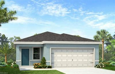 8733 SWELL BROOKS CT, NORTH FORT MYERS, FL 33917 - Photo 1