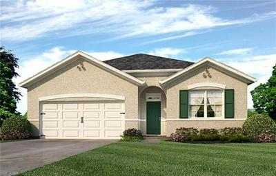 3199 COZUMEL CT, CAPE CORAL, FL 33909 - Photo 1