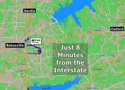 00 TODD ROAD, Batesville, MS 38606 - Photo 2