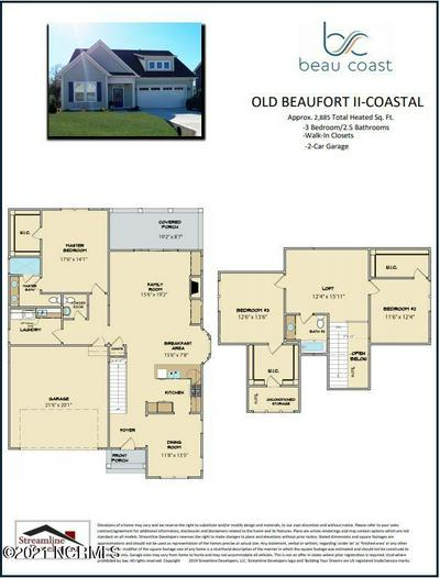 503 GOLDENEYE COURT, Beaufort, NC 28516 - Photo 2
