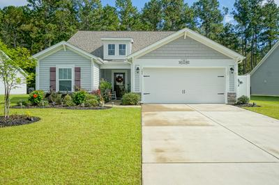 592 DELLCASTLE CT NW, Calabash, NC 28467 - Photo 1