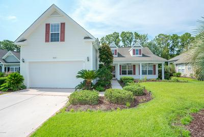 843 CORN PLANTERS CIR, Carolina Shores, NC 28467 - Photo 1