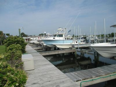 245 BAYVIEW DR SLIP 48, Harkers Island, NC 28531 - Photo 2