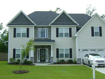 809 SOLOMON DR, Jacksonville, NC 28546 - Photo 1