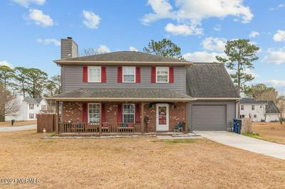 201 SUFFOLK CT, Jacksonville, NC 28546 - Photo 1
