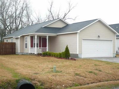 510 MATTOCKS AVE, Maysville, NC 28555 - Photo 1