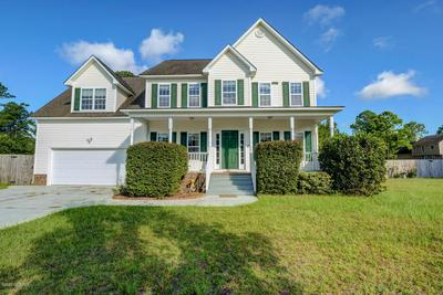 715 JIM GRANT AVE, Sneads Ferry, NC 28460 - Photo 1