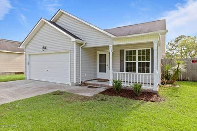312 MATTOCKS AVE, Maysville, NC 28555 - Photo 1