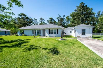 925 N YAUPON TER, Morehead City, NC 28557 - Photo 1